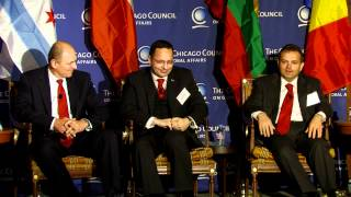 Chicago Council Panel: Local Community Involvement in Supporting NATO