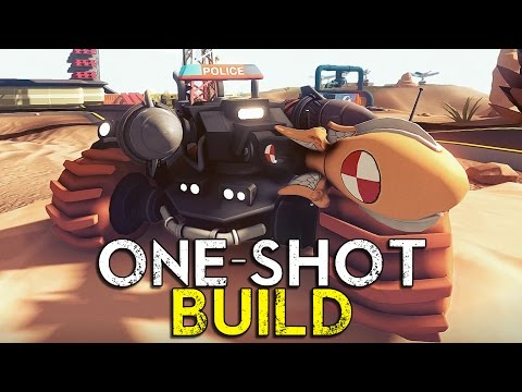 ONE-SHOT BUILD! - Gear Up