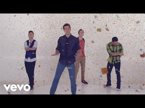 Big Time Rush - Confetti Falling thumbnail