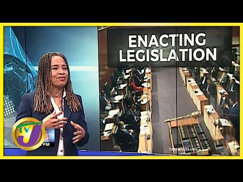 Enacting Legislation   TVJ News - Sept 7 2021