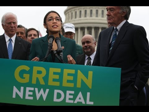 The MOST Frightening Aspect of the Green New Deal