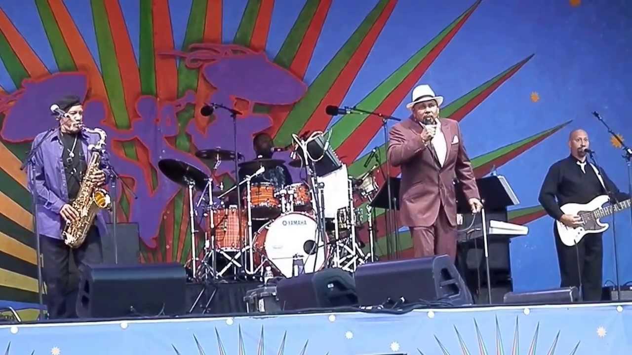No Jazz Fest >> Amazing Grace Aaron Neville N O Jazz Fest 2013