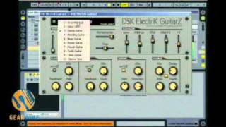 DSK ElectriK GuitarZ Freeware Demo