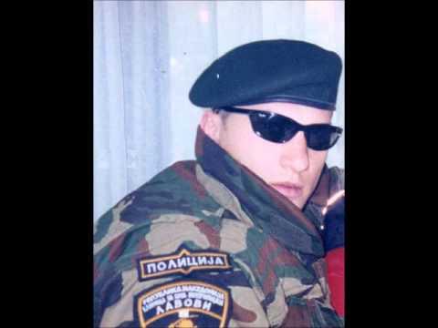 Komandant Goran Georgievski Mujo