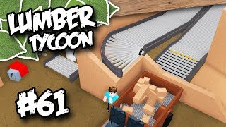 Lumber Tycoon 2 #61 - WOOD DROP OFF SYSTEM (Roblox Lumber Tycoon)