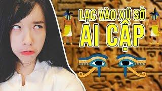 Lạc vào vùng đất Ai Cập   Conan Exiles #5   Game Review Tippy