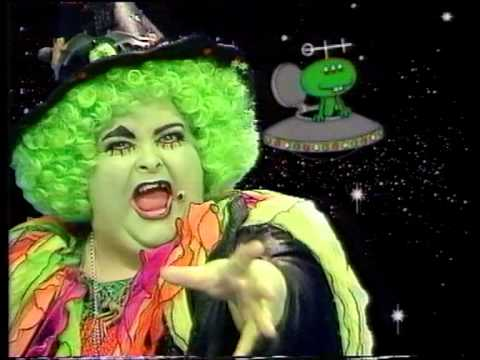 Grotbags: Mean Green Mother from Outer Space