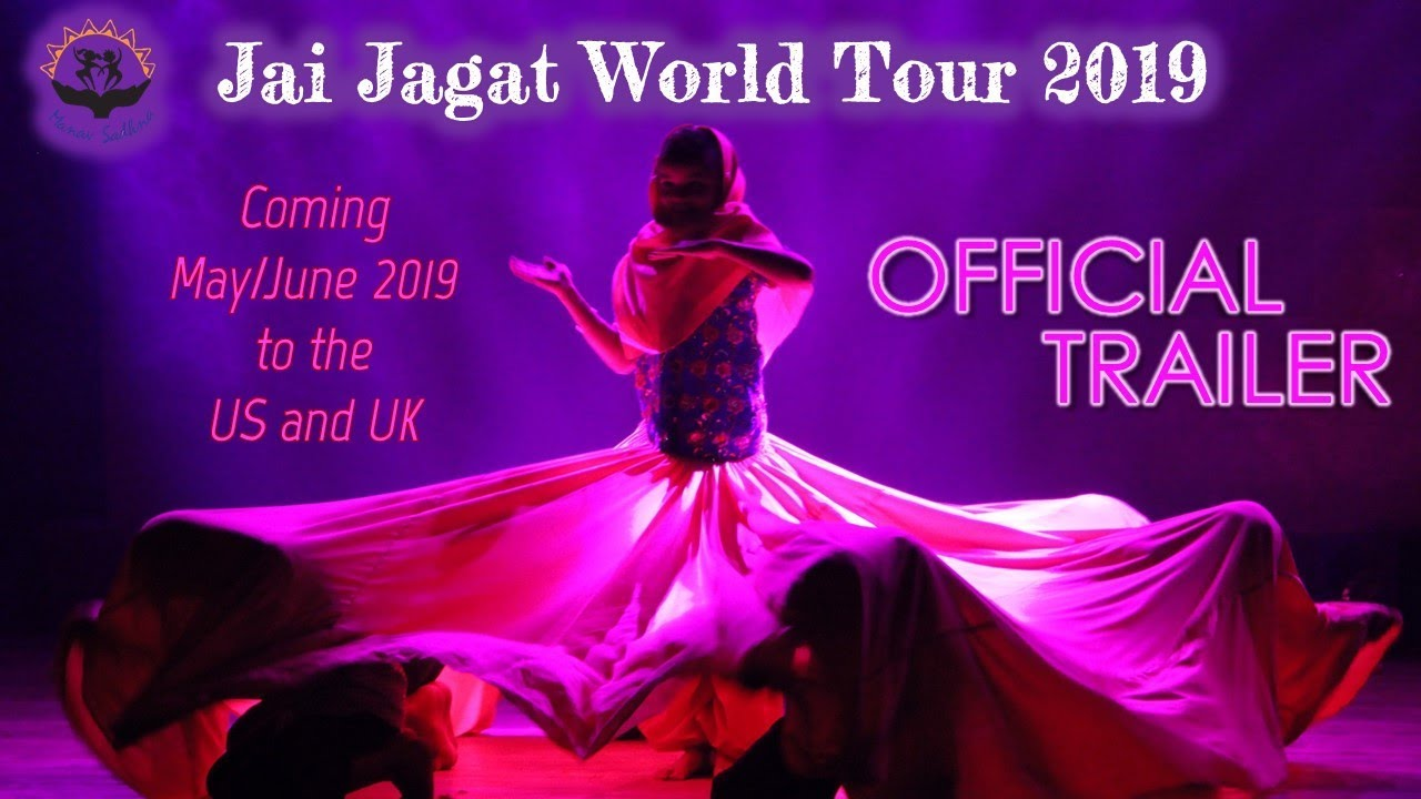 Jai Jagat World Tour 2019 - Official Trailer