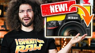 Another DUMB Nikon CAMERA?! More WEIRD Canon GLASS Coming?