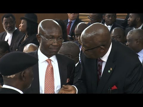 CCT Nullifies High Court, NIC Ruling On CJN Case
