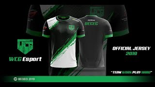 SPEED ART | ESPORT JERSEY DESIGN