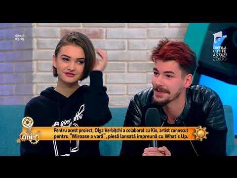 Câștigătoarea sezonului șase X Factor, Olga Verbițchi, se mută în România