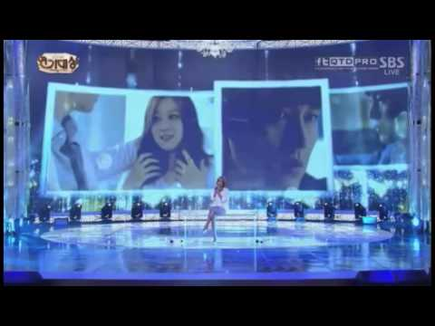 Hyorin Crazy Of You & Sistar19 Performance