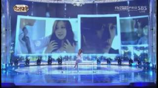 Cover images Hyorin Crazy of You & Sistar19 Performance