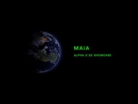Maia Steam early access release date set