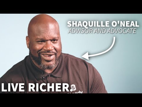 Shaquille O'Neal Is Invested In Finding You Your Next 'Steady' Job