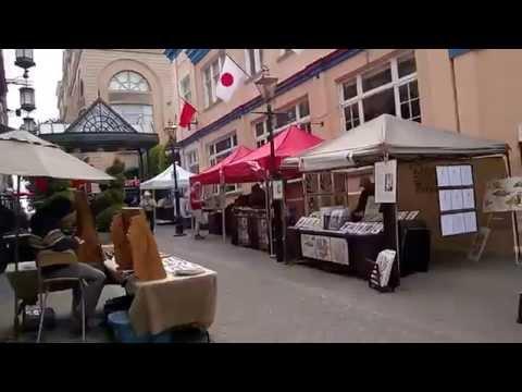 Sunday Market - Victoria, B.C. Canada
