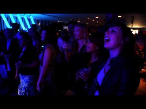 A X + Elle Magazine Disco Glam Party
