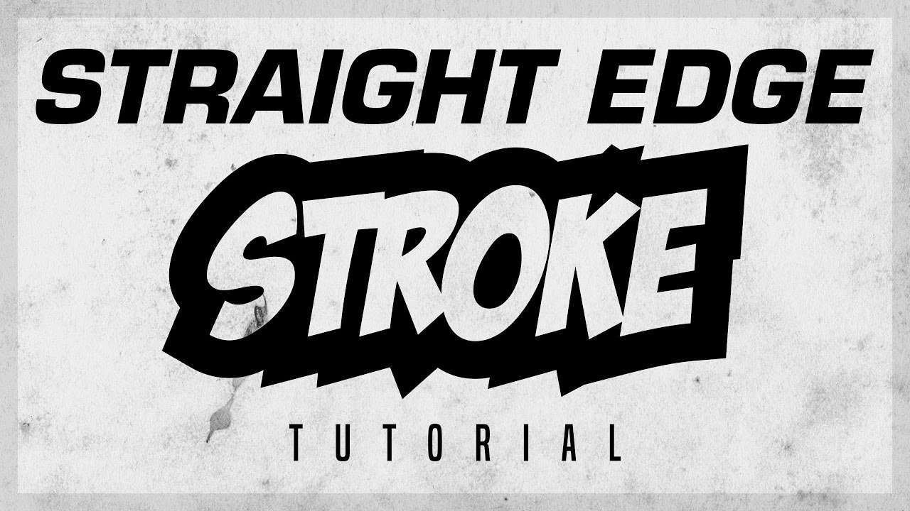how to make straight lines in photoshop cs6