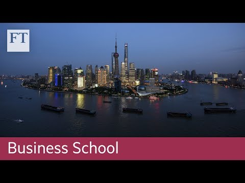 Doing an MBA in China