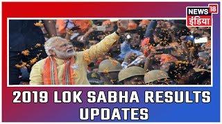 2019 Lok Sabha Results At 10:30 AM | 'Modi Tsunami' Wipes Out Opposition, Crosses Halfway Majority