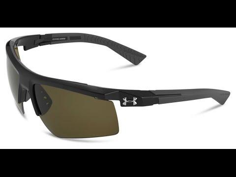 417a579da1 Under Armour Core 2.0 Performance Multi Sport Sunglasses - YouTube