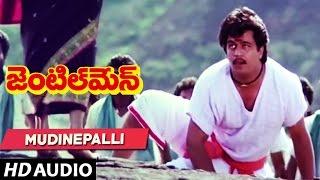 Gentleman Songs - MUDINEPALLI song | Arjun | Madhubala | Telugu Old Songs