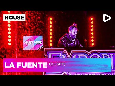 La Fuente (DJ-Set) | SLAM! x Emporium Festival Full Colour Podcast