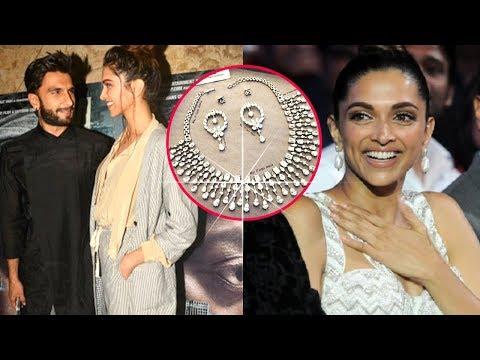 Deepika Padukone Gets A Diamond Set From Ranveer Singh's Parents Mp3