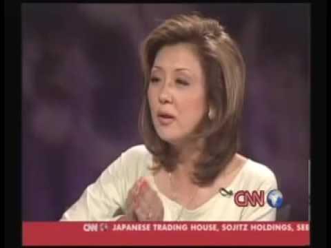 Tata Young @ CNN Talk Asia 2004