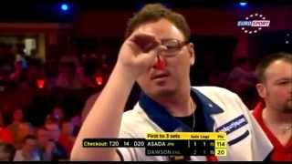 Slightly Drunk? - 2015 BDO World Championship