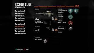 Jugado como francotirador en CALL OF DUTY Black Ops 2