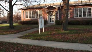Video 2: The Brainerd Community Center in Libertyville Lake County Illinois