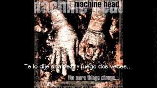 Machine Head - Violate (Subtitulado al español)