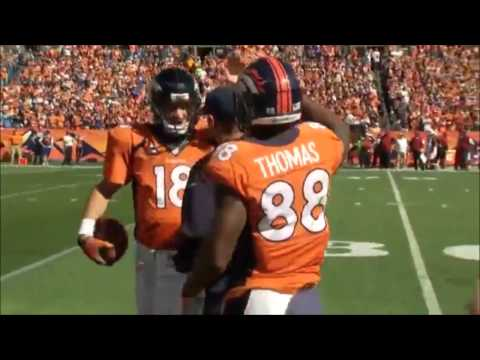 Denver Broncos 2014-15 Season Highlights