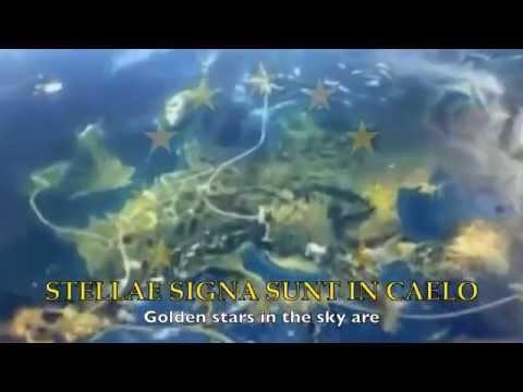 Anthem of Europe - Hymnus Europa - Ode to Joy