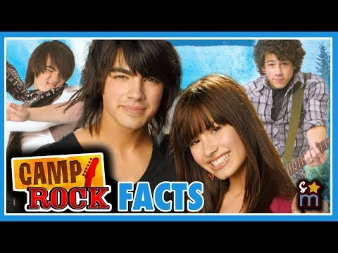 19 Things You Didn't Know About CAMP ROCK & CAMP ROCK 2: THE FINAL JAM