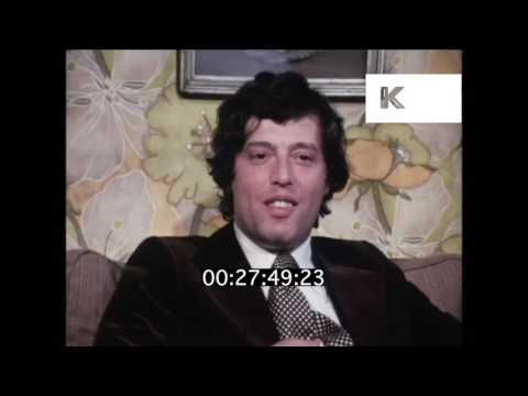 1978 Tom Stoppard Interview, 1970s Playwright