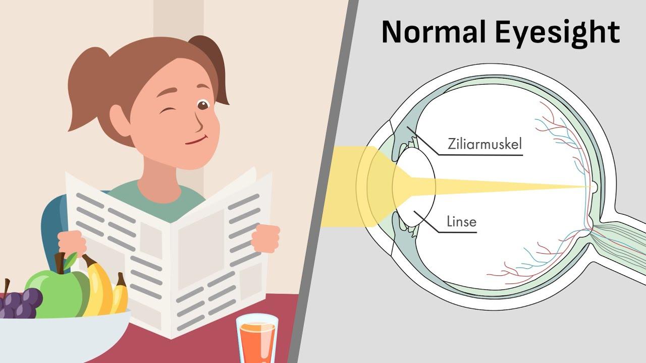 Eyesight - Normal Eyesight (Dutch)