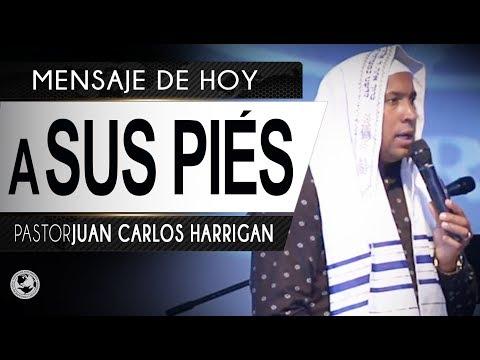A sus piés - Pastor Juan Carlos Harrigan