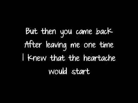Westlife - Please stay (With Lyrics)