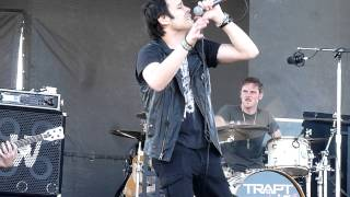 Download Trapt - Contagious - Live HD 4-20-13 MP3 song and Music Video