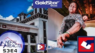 Video Local Election! Nepal Reacts! Brought to you by Goldstar Shoes | NR S3E4 download MP3, 3GP, MP4, WEBM, AVI, FLV Desember 2017