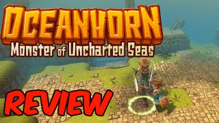 Oceanhorn: Monster Of Uncharted Seas (Review) - Indie Zelda-like ARPG - PC Gameplay