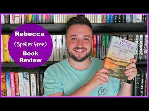 Rebecca (spoiler free) Book Review - Daphne Du Maurier