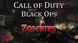 """Играем полной командой в Call of Duty: Black Ops: Zombies """"Театр смерти"""" """"Kino der Toten"""""""