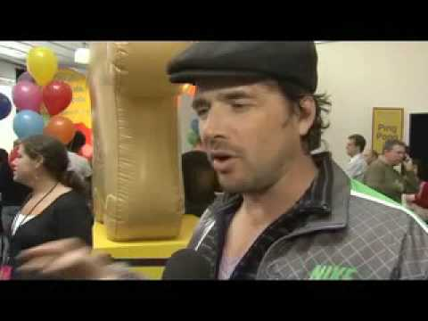 Matthew Settle Kids 4 Kids 10 24 09