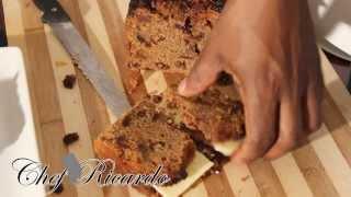 How To Make Jamaican Easter Bun   Recipes By Chef Ricardo