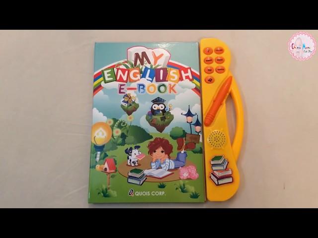 Kids Preschool Learning E-Book With Fun