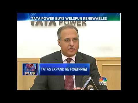 Tata Power Buys Welspun Renewables